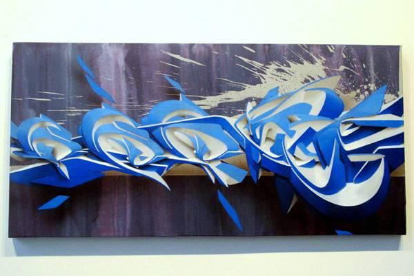 Peeta - 3D Graffiti 2