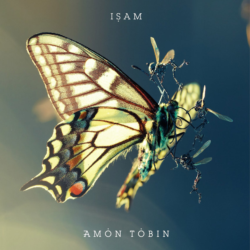 01 Amon Tobin ISAM Control Over Nature Cover 2 Music Design Gallery   June 2011