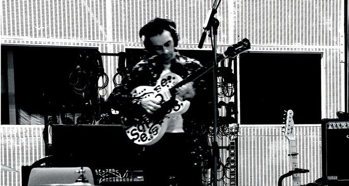 Karl Hyde @ Abbey Road