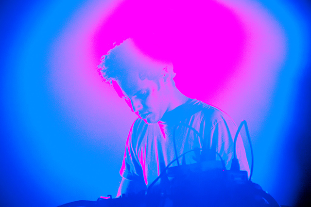 Four Tet at Moogfest