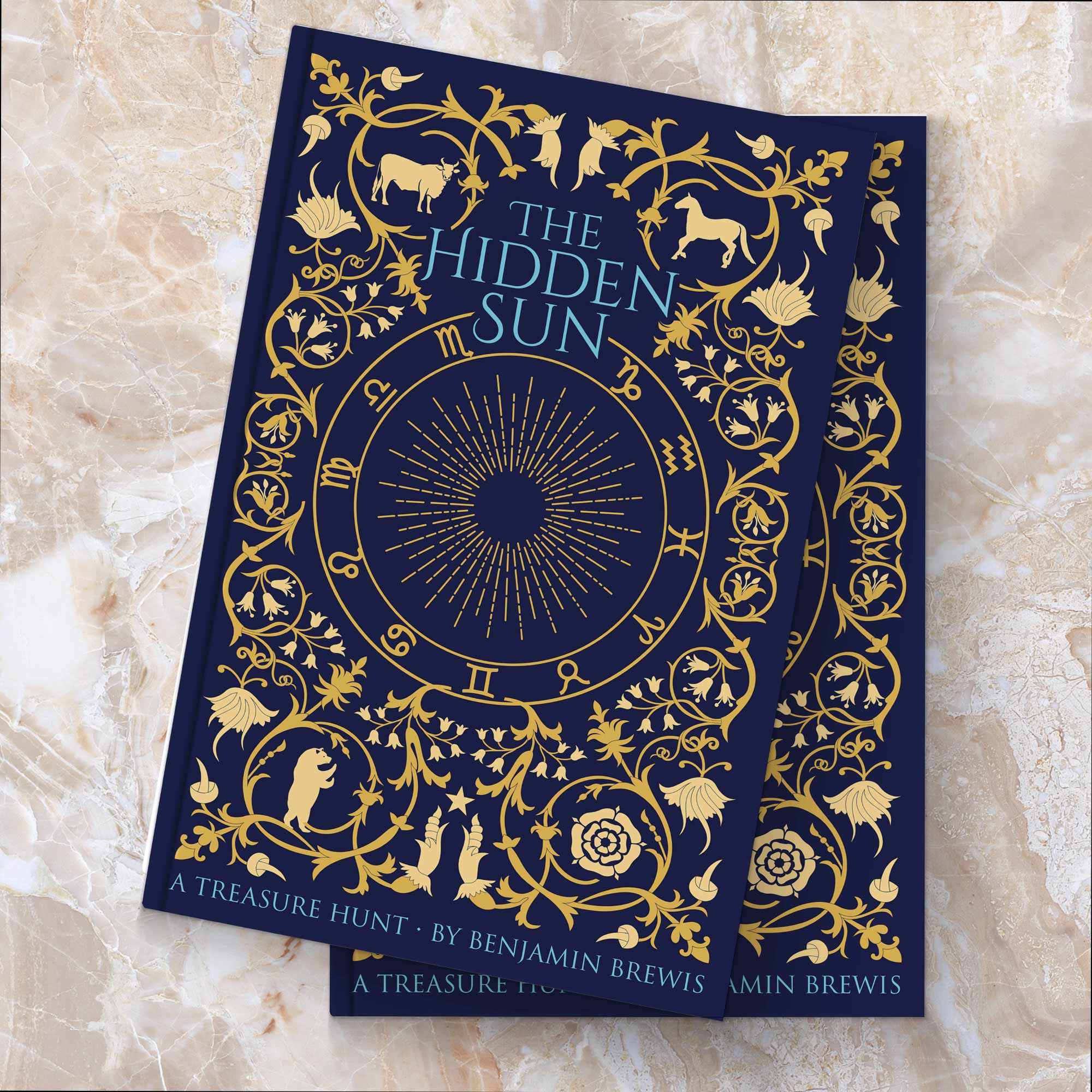 The Hidden Sun Cover