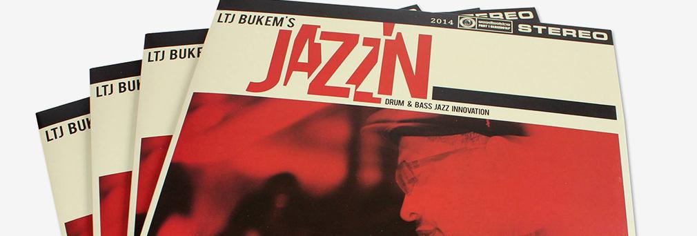 LTJ Bukem 'Jazz'n' Vinyl