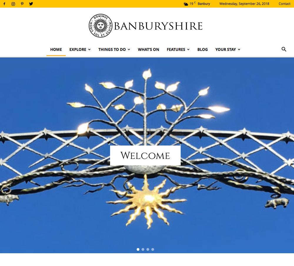 Banburyshire-Homepage