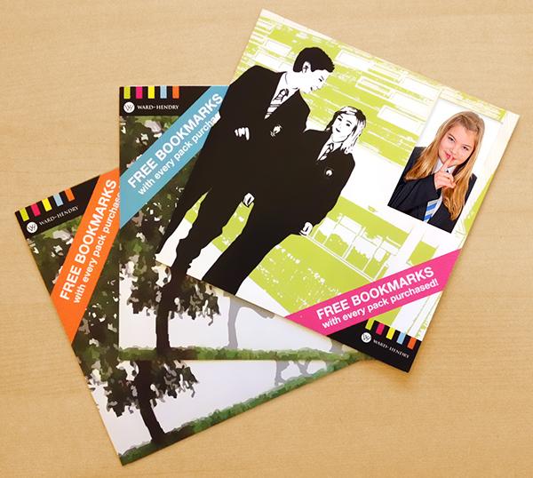 Ward-Hendry School Photo Leaflet